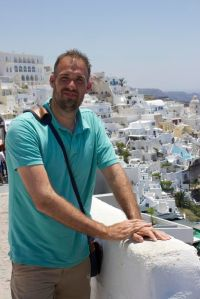 Visit to Greece in July.